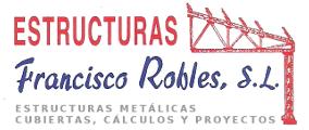 Estructuras Francisco Robles Logo